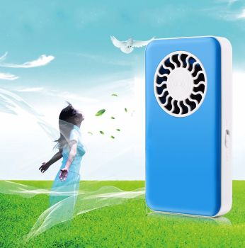 USB Rechargeable Mini Portable Pocket Fan Cooling Air