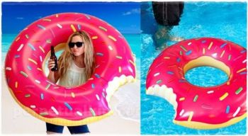 24INCH INFLATABLE SWIM RING