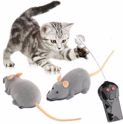 Wireless Remote Control RC Electronic Rat Mouse