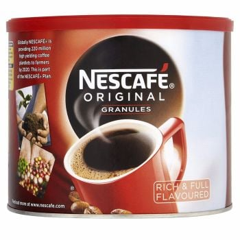 Nescafe Original Instant Coffee Granules, 500g