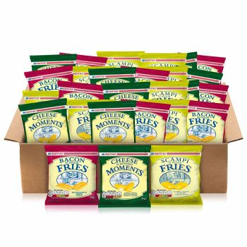 Smiths Savoury Selection Variety Box (36 Bags)