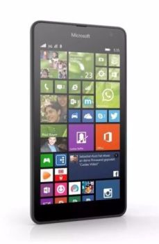 Brand New Dual Sim Microsoft Lumia 535 Black 8GB Unlocked Windows Smartphone