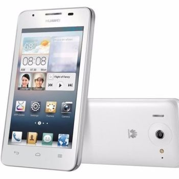 Brand New HUAWEI ASCEND Y330 White 4GB UNLOCKED SMART PHONE
