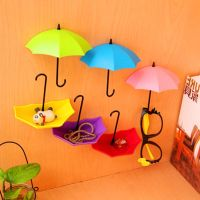 3Pcs Colorful Key Holder