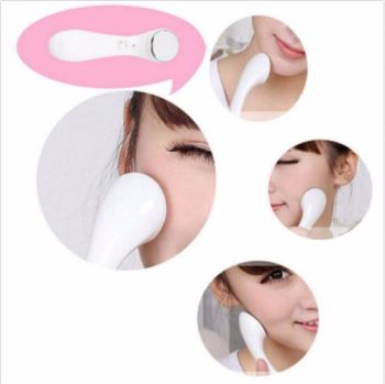 Vibrating New Skin Ionic Anti Aging Facial Cleanser Electric Massage