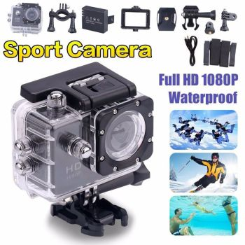 Waterproof HD 1080p Action Sport Cam Camera Video