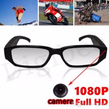 HD 720P Glasses Spy Hidden Sport Camera DVR Video Recorder Eyewear DV Camcord