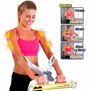 Arm Muscle Exercise Fitness Equipment Armor Workout System Grip Strength