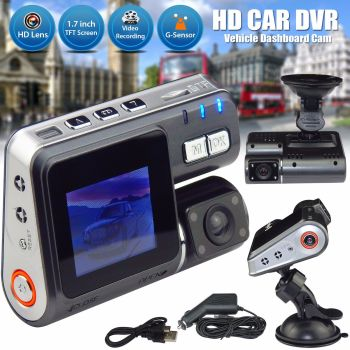 1080p Full HD In Car DVR Camera Video Recorder Dash Cam Night Vision G-Sensor