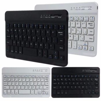 Ultra Slim Mini Wireles Bluetooth Keyboard For Windows Android IOS PC