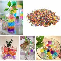 1000pcs Water Balls Crystal Pearls Jelly Gel Bead
