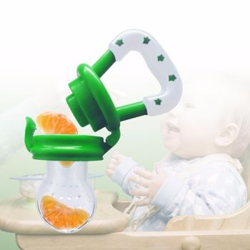 Fruit Vegetable Dummy Feeder Pacifier Soother