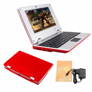 """7"""" NETBOOK MINI LAPTOP WIFI ANDROID 4GB NOTEBOOK"""