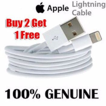 Genuine Apple iPhone 6 6S Plus 5S 5C iPad Lightning Sync Charger USB Data Cable