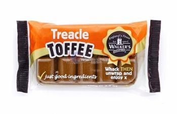 Walkers Nonsuch Andy Pack Bars 100 g Treacle (Pack of 10)