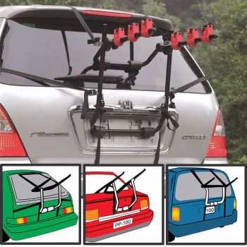 2 BICYCLE BIKE CAR CYCLE CARRIER