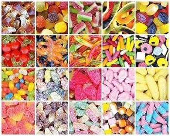 3KG MIXED JELLY SWEETS - OFFER