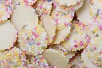 SNOWIES WHITE CREAM CANDY 1KG