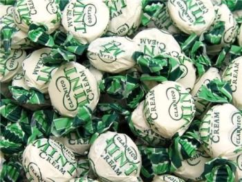 Clarnico Mint Creams 500g - vegetarian sweets