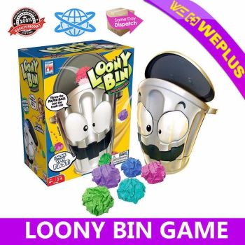 NEW-Loony-Bin-Game-Family-Party-Game-Adults-Kids-Funny-Crazy-Toy-Xmas-Gifts