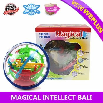 3D-Magical-Maze-Ball-100-hurdles-Intelligent-Puzzle-Educational-Kids-Toy