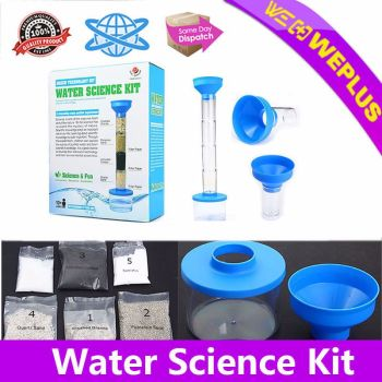 Water-Purifier-Science-Kit-DIY-Eco-Experiment-Educational-Learning Toy