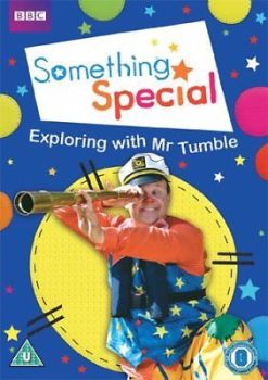 Exploring with Mr Tumble [DVD]