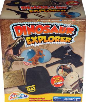 DINOSAUR EXPLORER KIT EDUCATIONAL PUZZLE