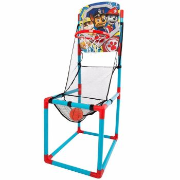 PAW PATROL JUNIOR BASKETBALL STAND SET NET