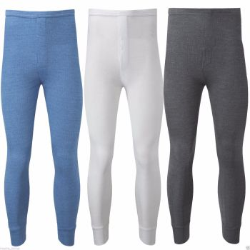 Mens Thermal Trousers Long Johns
