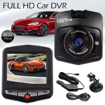 Dash Cam Video Recorder G-sensor Night Vision - Was £59