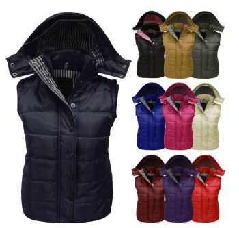 QUILTED GILET BODYWARMER - WAS £29