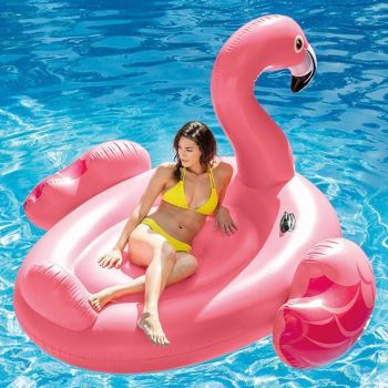 Intex-Mega-Giant-Pink-Inflatable-Flamingo-Pool-Float-Lounger