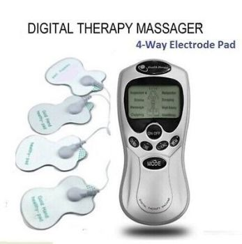 4-way-Tens-Machine-Digital-Therapy-Full-Body-Massager-Pain-Relief