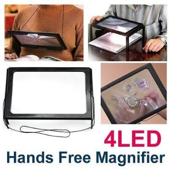 Giant-Large-Hands-Free-Magnifying-Glass-With-LED-Light-Magnifier