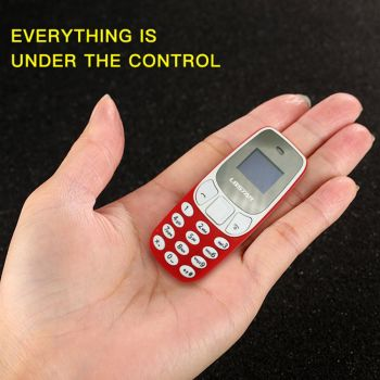 Worlds Smallest Mini Spy Mobile Phone with Voice Changer