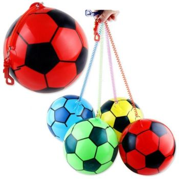 9 Inch Holiday Pool Party Swimming Inflatable Beach Ball Toy
