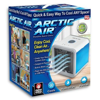 Artic air Personal Space Air Cooler Quick & Easy Way to Cool