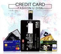Bank Credit Card USB Flash Drive
