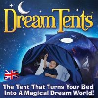 Dream Bed Tent Playhouse Unicorn Fantasy