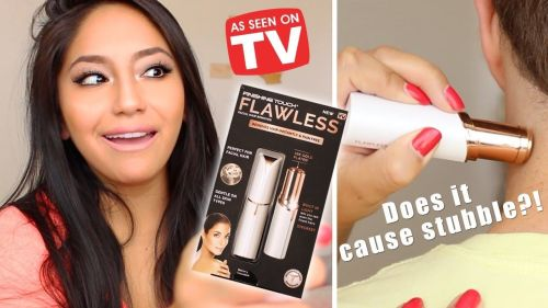 JML Finishing Touch Flawless The discreet hair remover