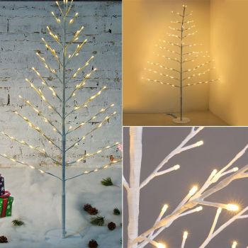 Blossom Tree with LED Lights for Indoor Outdoor Use