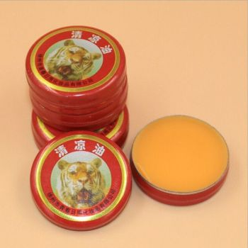 10pcs/lot Chinese Tiger Muscle Massager Relax Essential Oil