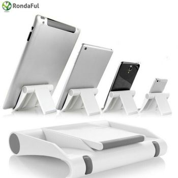 Multifunction Rotary Tablet PC Smartphone Stand Foldable
