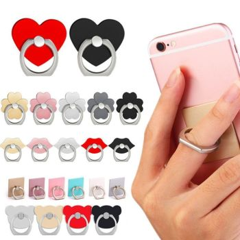 2X-Finger Ring Mobile Phone Smartphone Stand Holder For iPhone