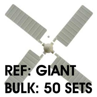 Giant Windmill Blades - Bulk: 50 Sets - International. 17