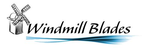 WWW.WINDMILL-BLADES.CO.UK NEW SAILS logo-windmill