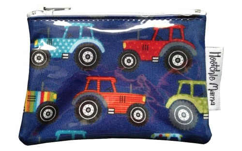 Tractors Pocket Money Purse