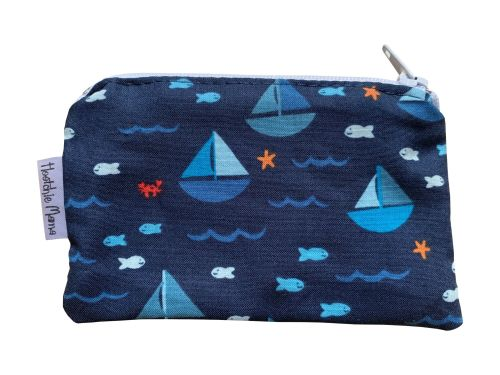 Boats Mini Purse