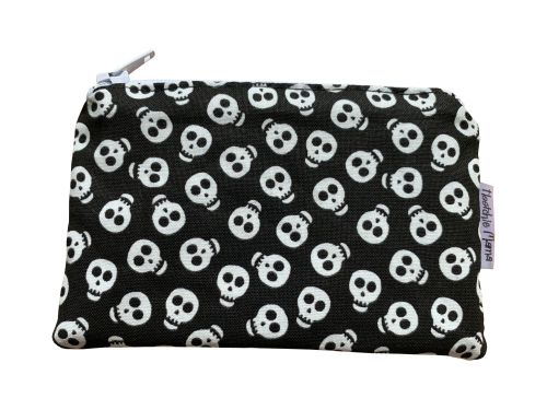 Glow in the Dark Mini Skulls Mini Purse